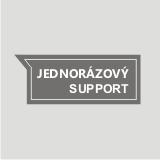 Jednorázový support