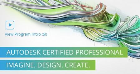 Profesionální Certifikace Autodesk