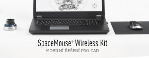 SpaceMouse Wireless Kit (2)